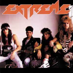 『エクストリーム』(Extreme) セルフ・タイトル・アルバム
