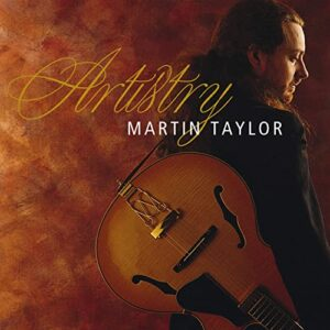 artistry-martin-taylor-cover