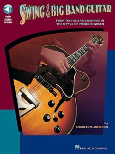 『スウィング&ビッグ・バンド・ギター』(Swing & Big Band Guitar)- チャールトン・ジョンソン(Charlton Johnson)